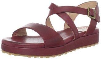 Gee WaWa Women's Bonita Wedge Sandal