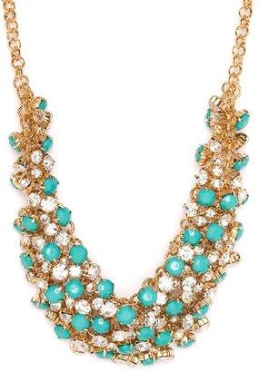 BaubleBar Turq Medley Necklace
