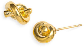Women's Kate Spade New York 'Sailors Knot' Mini Stud Earrings $48 thestylecure.com