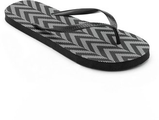 So ® zori printed flip-flops - women
