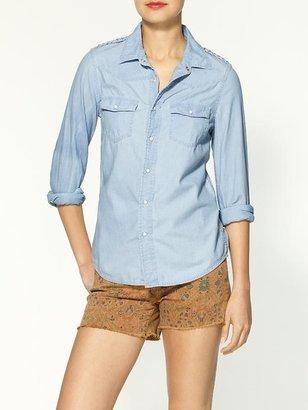 Joe's Jeans The Sexy Western Shirt