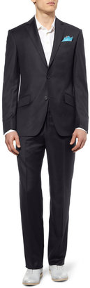 Richard James Navy Wool Suit