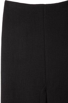Jeremy Laing slit skirt