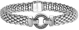 Women's Lagos 'Enso' Caviar(TM) Rope Bracelet $495 thestylecure.com