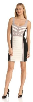 Jax Women's Jersey Colorblock Dress