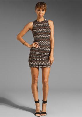 Karina Grimaldi Morena Mini Dress