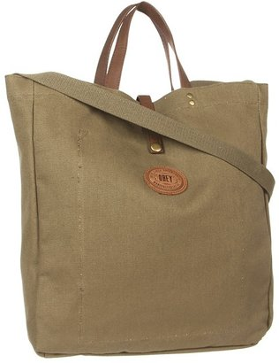 Obey Mojave Tote (Army) - Bags and Luggage