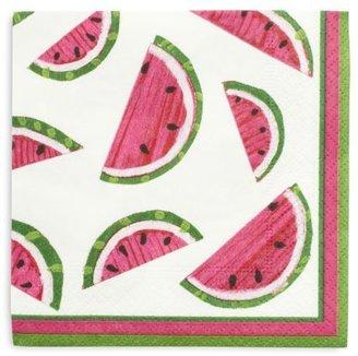 Sur La Table Watermelon Paper Cocktail Napkins