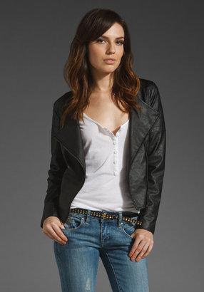 BB Dakota Hyde Crinkle Jacket
