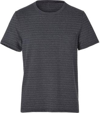 Rag and Bone Rag & Bone Charcoal Basic Pocket T-Shirt