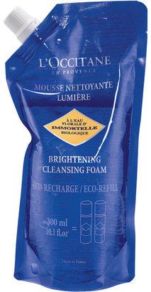 L'Occitane Immortelle Brightening Cleansing Foam Refill