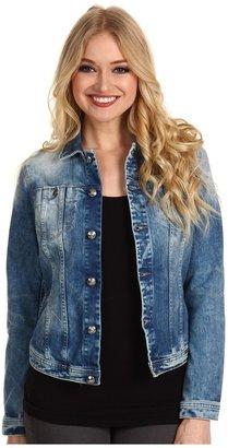 G Star G-Star - Midge Carter Denim Jacket (Topaz Denim Light Age) - Apparel