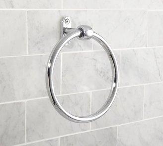 Pottery Barn Covington Towel Ring