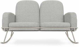 Nursery Works Ami Rocker Double Seat Cushion Set