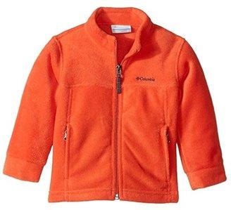 Columbia Kids Steens Mttm II Fleece (Toddler) (Mountain Red) Boy's Fleece