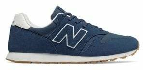 New Balance Athletic Logo Sneakers