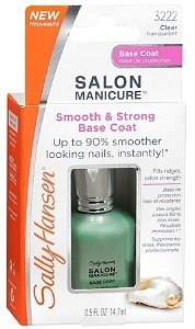 Sally Hansen Salon Manicure Smooth & Strong Base Coat