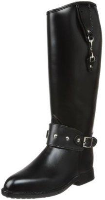 dav Women's Equestrian Bit Knee-High Boot