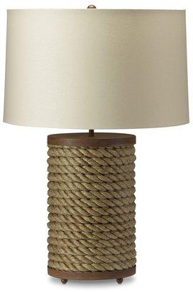 Williams-Sonoma Rope Table Lamp