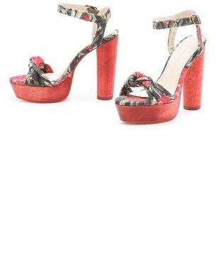 Madison Harding Platform Sandals