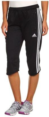 adidas Tiro 13 3/4 Pant (Black/White) - Apparel