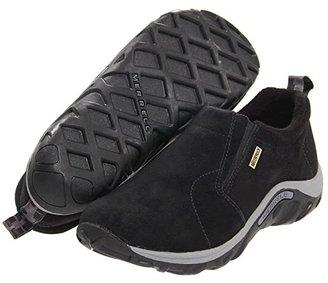 Merrell Jungle Moc Frosty Waterproof 2 (Toddler/Little Kid/Big Kid) (Black) Kids Shoes