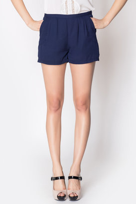 Costa Blance Pleated Shorts