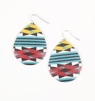 With Love From CA Native Teardrop Earrings