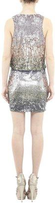 Nicole Miller Trixie Sequins Dress