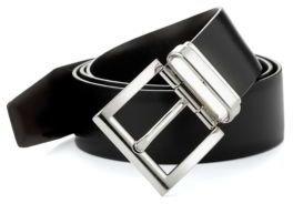 Prada Calfskin Leather Belt