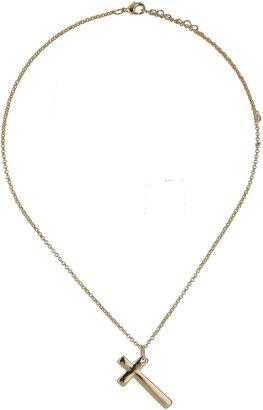 Topshop Cross Necklace
