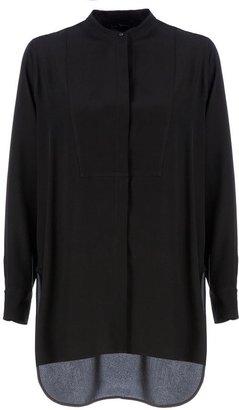 Neil Barrett blouse and shorts set