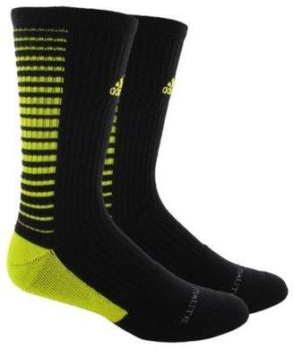 adidas Team Speed Vertical Crew Socks Large 1 PR