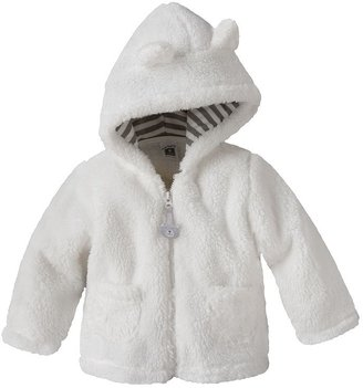 Carter's velboa jacket - baby