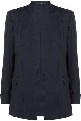 Theory Tivona stretch-crepe blazer