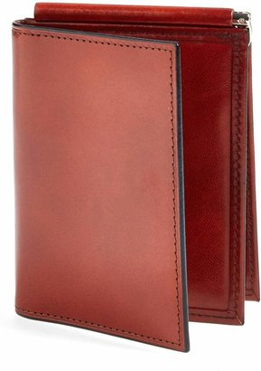 Bosca 'Old Leather' Money Clip Wallet