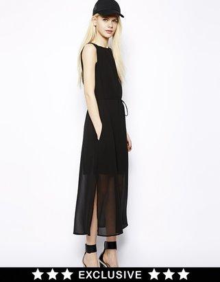 Monki Exclusive Maxi Dress