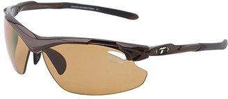 Tifosi Optics Tyranttm 2.0 Polarized Fototectm (Mocha/Brown Polarized Fototec) Athletic Performance Sport Sunglasses