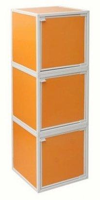2Modern Way Basics - 3 Box Storage Cube
