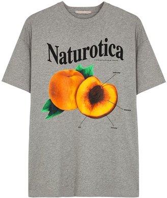 Christopher Kane Naturotica Printed Cotton T-shirt