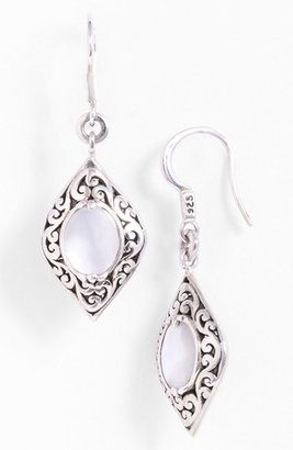 Lois Hill Mother-of-Pearl Drop Earrings