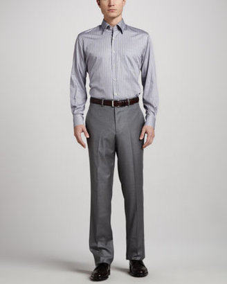 Peter Millar Cotton Dress Pants