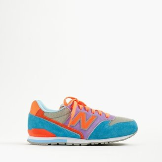 Kids' New Balance® for crewcuts 996 lace-up sneakers $70 thestylecure.com