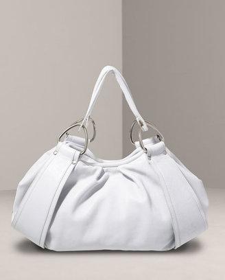 Kooba Talia Leather Shoulder Bag