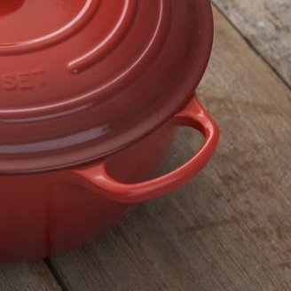 Le Creuset Signature Cerise Round French Oven