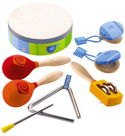 Deluxe Percussion Set