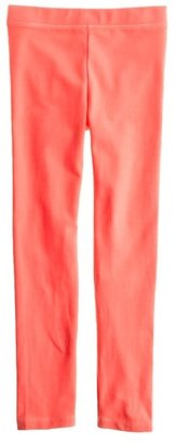 Girls' everyday leggings in neon $18.50 thestylecure.com