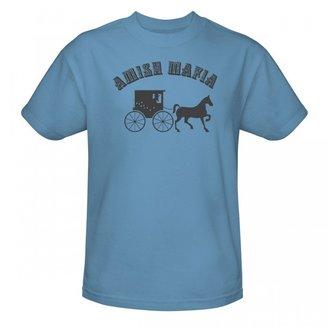Amish Mafia Horse Buggy T-Shirt - Blue