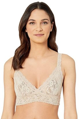 Hanky Panky Signature Lace Crossover Bralette 113 (Red) Women's Bra