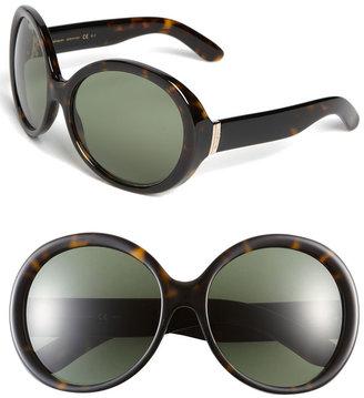 Yves Saint Laurent Oversized Round Sunglasses